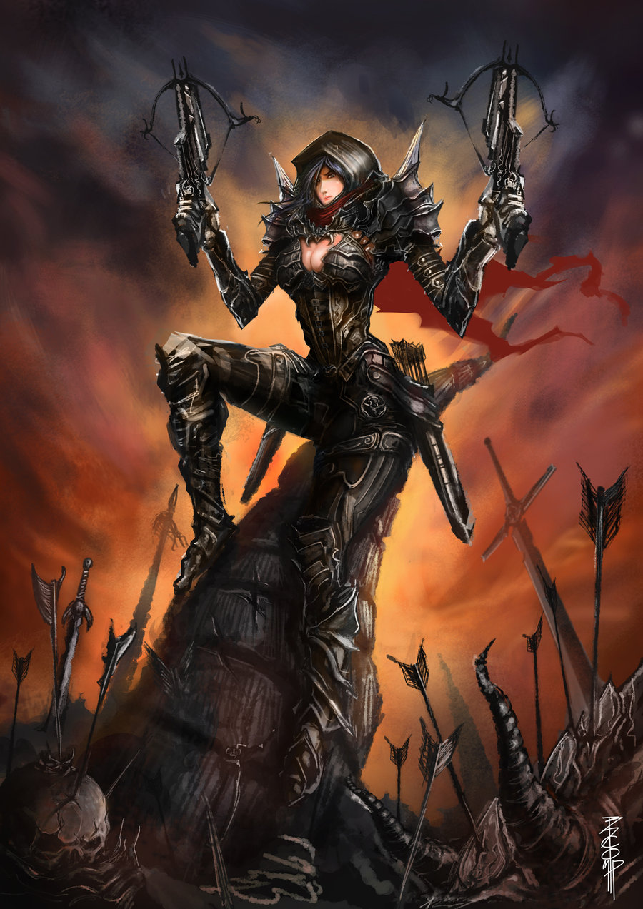 demon_hunter___diabloiii_by_badcompzero-d4yi266