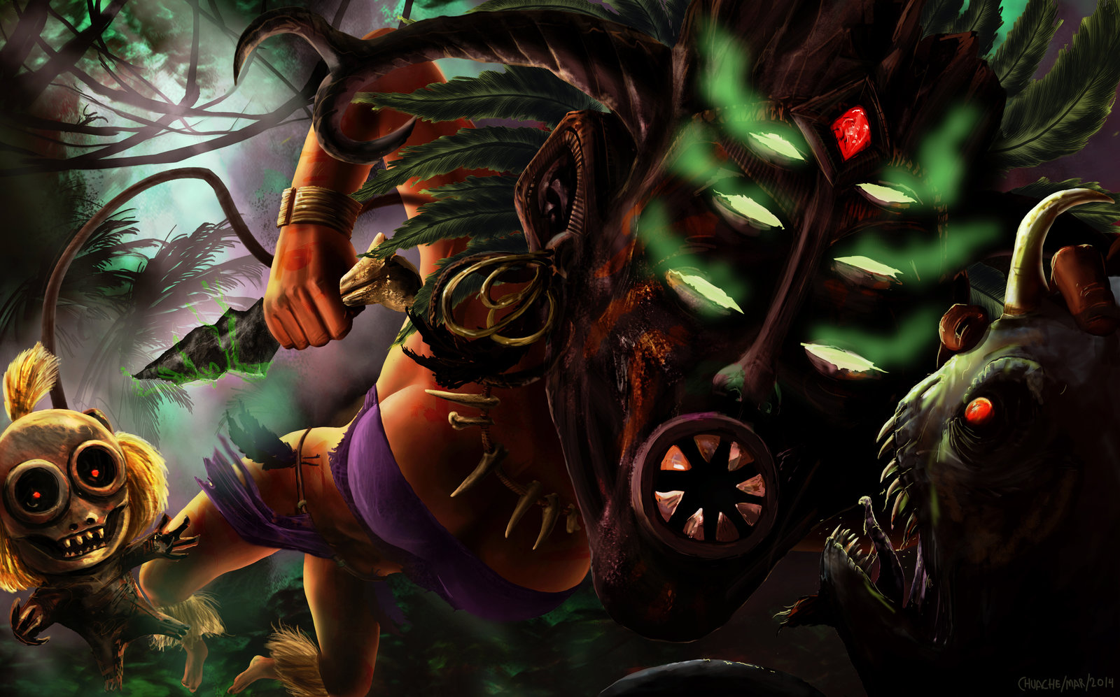 jungling_witch_doctor_by_ryoishen-d79591x