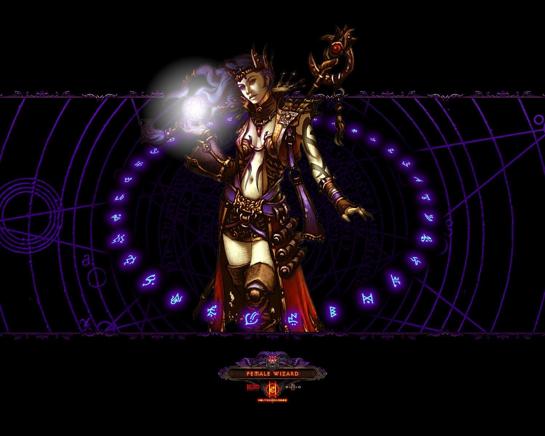 Diablo 3 wizard female naked porn vids