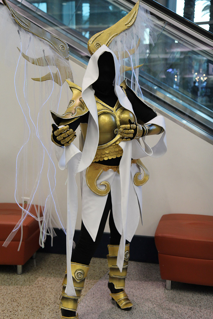 Auriel of the Angiris Council - Diablo III